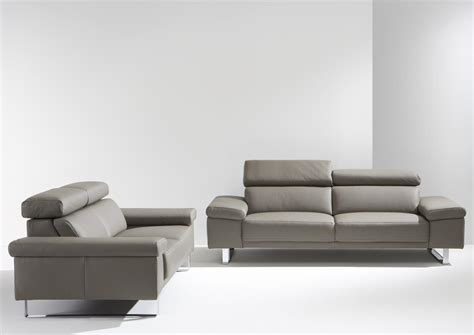 acheter votre canapé 2 places avec tétière réglable chez