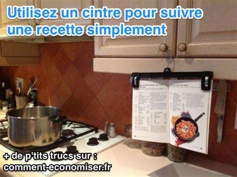 un truc malin pour suivre une recette de cuisine facilement