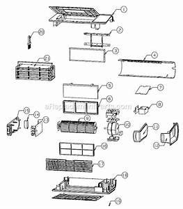 Oreck Air12b Parts List And Diagram   Ereplacementparts Com