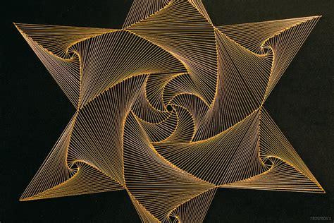 groot string art schilderij  froufrous
