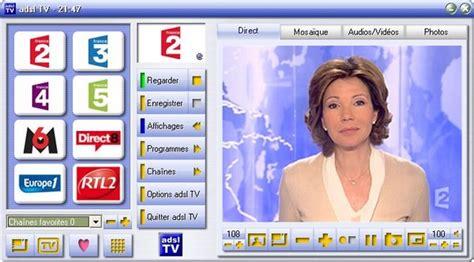 Adsl Tv Gratuit Dans Tv En Direct
