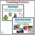 Comparing Fiction and Nonfiction - Mrs. Winter's Bliss