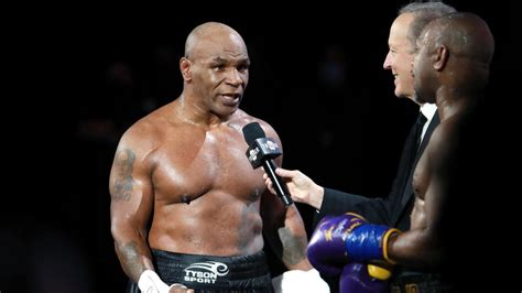 Mike tyson and roy jones jr. Mike Tyson vs. Roy Jones Jr.: Fight card, results, highlights from the PPV exhibition event ...