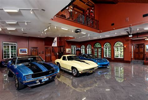 World's Most Beautiful Garages & Exotics Insane Garage