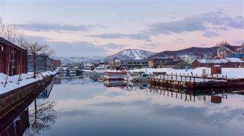 Introducing Otaru Northern Japans Fairytale City