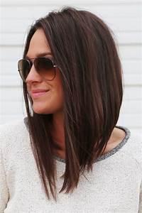 Best 25+ Medium long haircuts ideas on Pinterest | Long ...