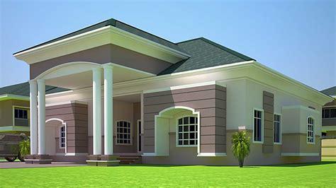 house plans ghana holla  bedroom house plan  ghana