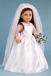 princess kate clothes for 18 inch american girl doll With american girl doll wedding dress