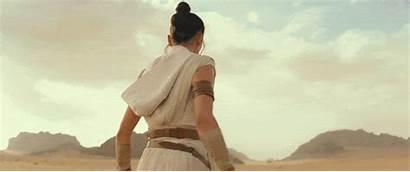 Episode Rey Wars Star Skywalker Ix Trailer