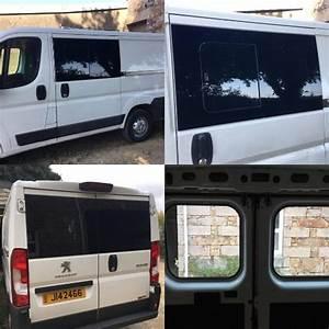 Citroen Van Replacement Glass Windows