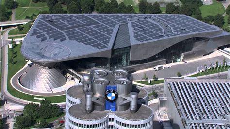 bmw tower headquarters   bmw welt bmw museum