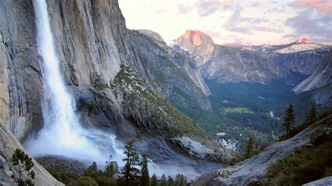 Yosemite Falls Spring Youtube