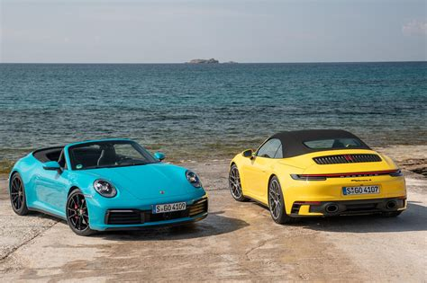 Spend Hours Checking Out The Best Porsche Paint Colors