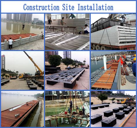 Boat Dock Gangway For Sale by Aluminum Alloy Gangway For Floating Dock Buy Aluminum