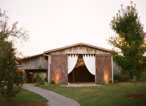 wedding venues delaware the barn at high point farms flintstone ga rustic wedding guide