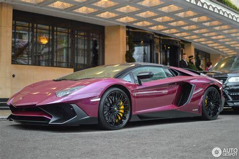 lamborghini aventador lp  superveloce roadster