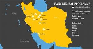 The Iranian nuclear weapons program the negotiators aren't ...