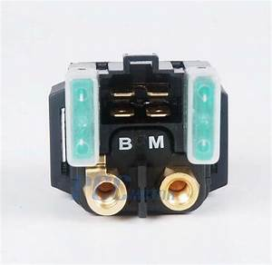Starter Relay Solenoid Yamaha Grizzly 350 400 450 660 Rl08