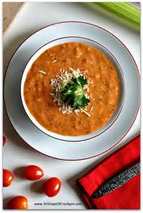 Tomato Basil Soup Recipe Slow Cooker
