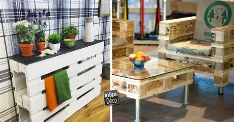 canape exterieur en palette des meubles originaux en bois de palette 20 idées
