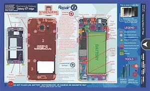 Repair X U00ae Samsung Galaxy S7 Edge Repair Guide Magnetic