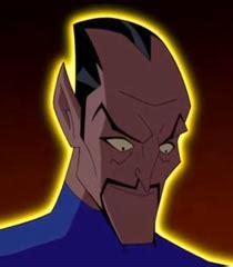 voice of sinestro the batman the voice actors