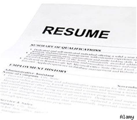 Resume Mistakes by 4 Resume Mistakes That Will Cost You The