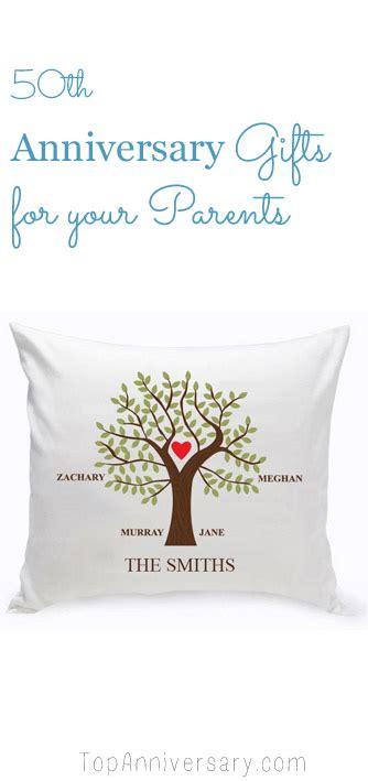 wedding anniversary gift ideas   parents
