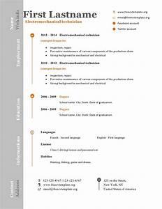 Free cv resume templates 473 to 479 – Free CV Template