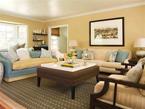 Living Room Rug Photos by Traditional Living Room With Layered Area Rugs Hgtv