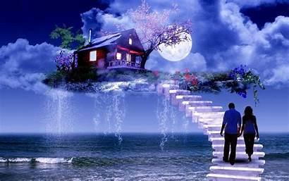 Romantic Wallpapers Night Sky