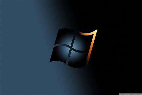 Windows 7 Dark 4k Hd Desktop Wallpaper For 4k Ultra Hd Tv