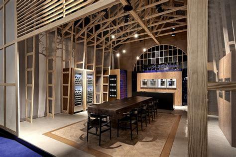 cuisine gaggenau gaggenau retail design