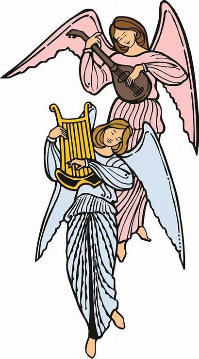 Clipart Angels Cartoon Angel Clip Cliparts Cartoons
