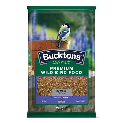 premium wild bird bucktons
