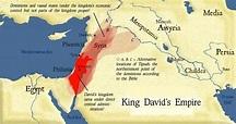 Kingdom of Israel (united monarchy)   Religion-wiki ...