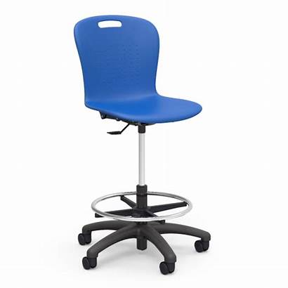 Lab Chair Virco Stool Sage Series Chairs