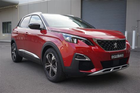 Review Peugeot 3008 by 2017 Peugeot 3008 Gt Line Review The Wheel