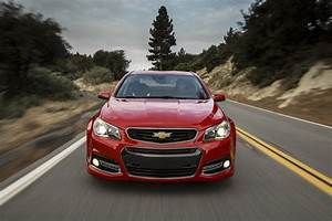 Why The New Chevrolet Ss Is Really A 4-door Camaro