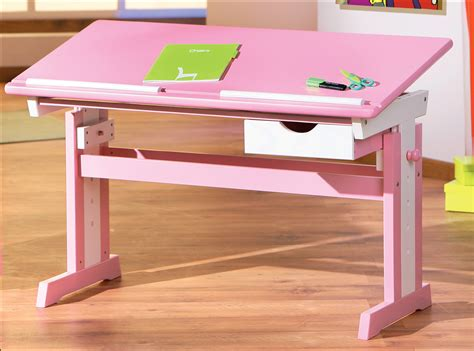 desk for children s room wood study table study table design pinterest pink