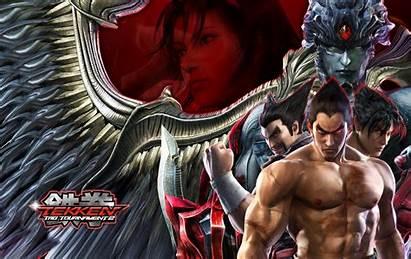 Tekken Jin Tag Tournament Wallpapers V4 Deviantart