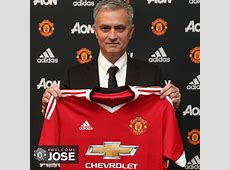 Club statement Jose Mourinho becomes United manager