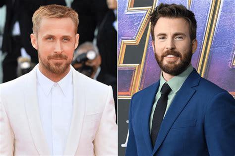 Ryan Gosling, Chris Evans to Star in $200 Million Netflix ...