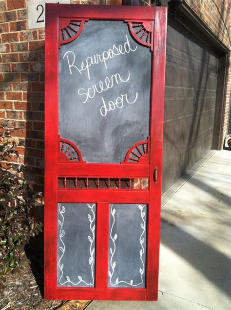 fun ideas    recycle  doors