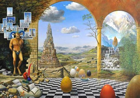 francois joly peintures surrealistes par francois joly