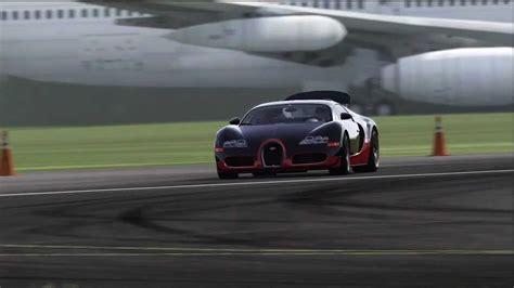 Bugatti Veyron Ss Top Gear Track