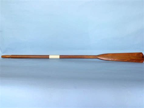Decorative Oars And Paddles Canada by Buy Wooden Newport Rowing Oar 62 Quot Model Ship Assembled