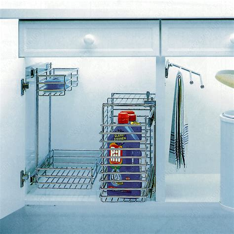 kitchen towel rack sink pull out towel rack richelieu hardware 8671