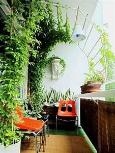 30 inspiring small balcony garden ideas amazing diy for Small balcony garden design ideas
