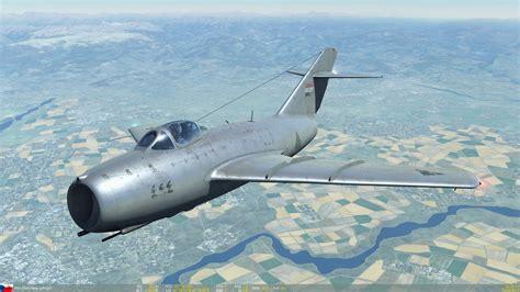 Iraqi Air Force skin Mig-15bis